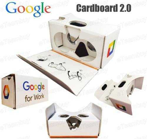 Google Cardboard V2 Google for work