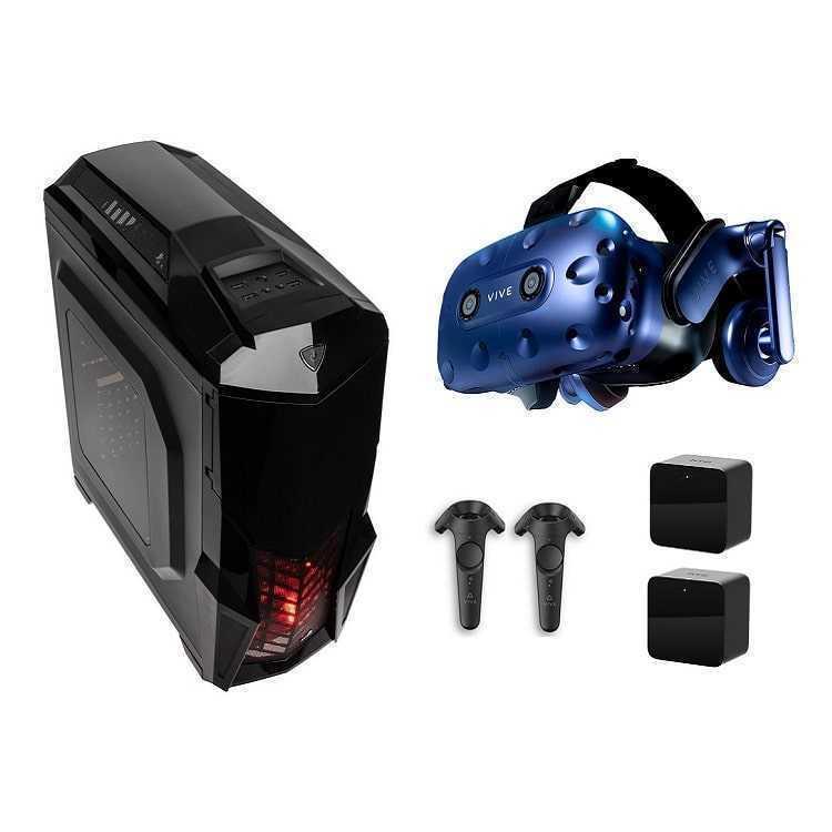 Готовый VR-комплект на базе HTC Vive Pro