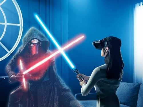 AR-очки Lenovo Star Wars: Jedi Challenges