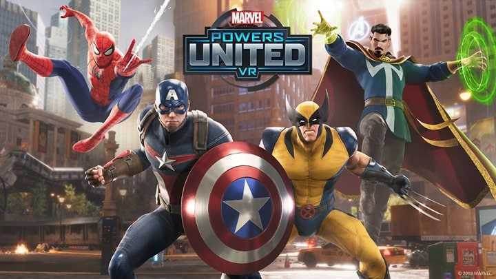 Бандл Oculus Marvel Powers United VR Special Edition