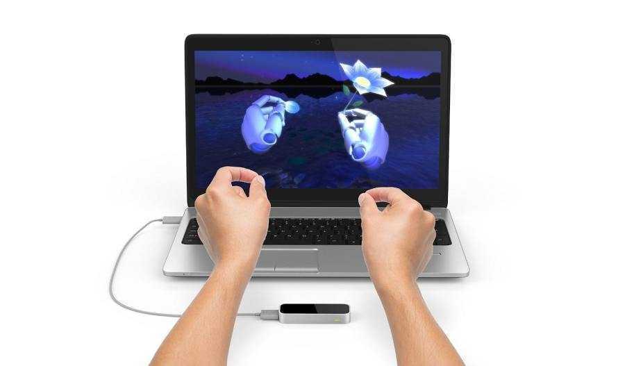 Обзор контроллера Leap Motion от компании Виртуальные Очки