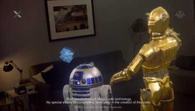MAGIC LEAP заключила договор с LUCASFILM